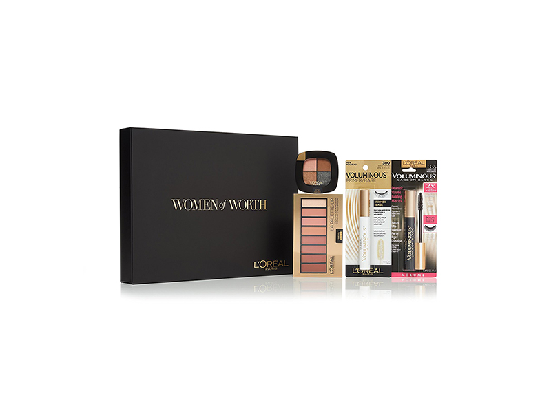 L'Oreal Paris Cosmetics Women of Worth Kit