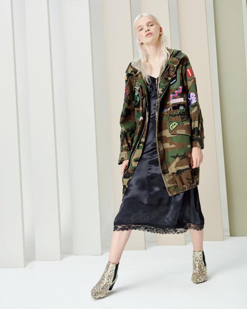 Marc Jacobs Vintage Satin Dress