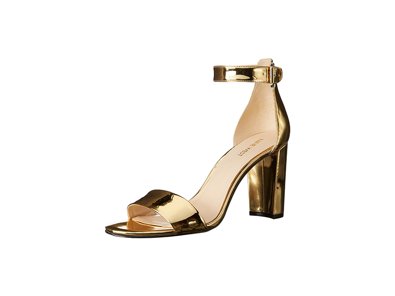 Nine West Nora Patent Dress Sandal