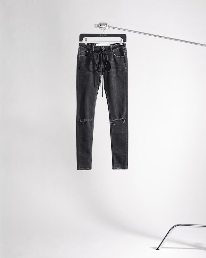 Off-White c/o Virgil Abloh XO Barneys New York Skinny Jeans