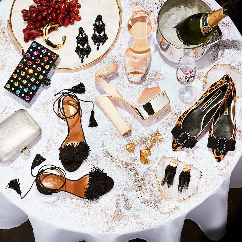 Party-perfect Accessories New Year's Eve 2017