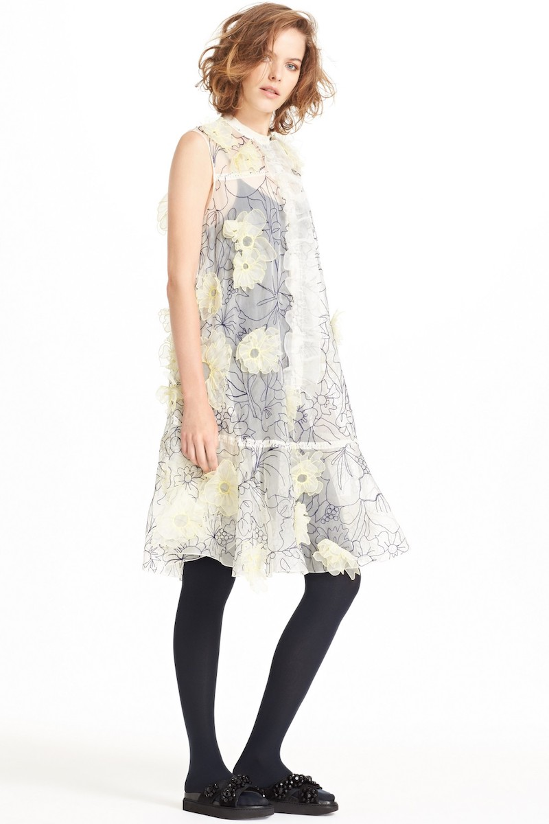 Roksanda Oriol Silk Dress