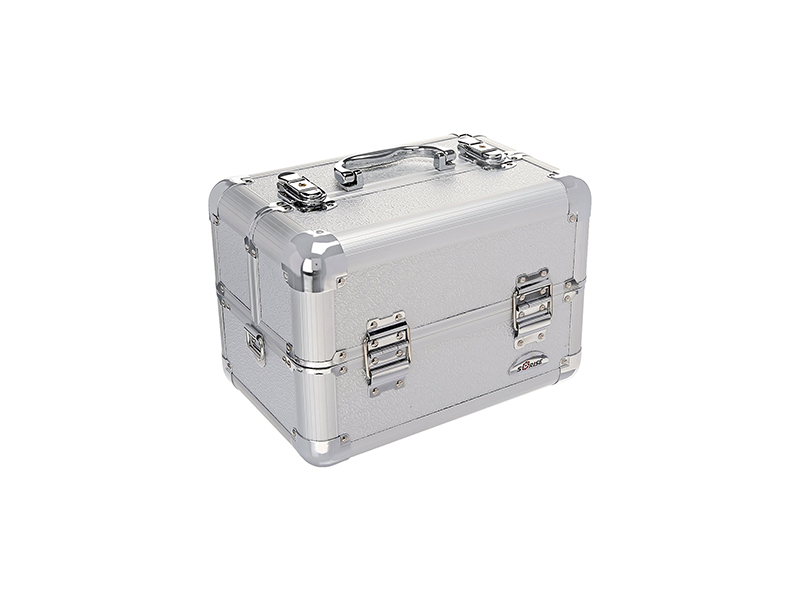 SUNRISE Makeup Organizer Case C0002 Aluminum
