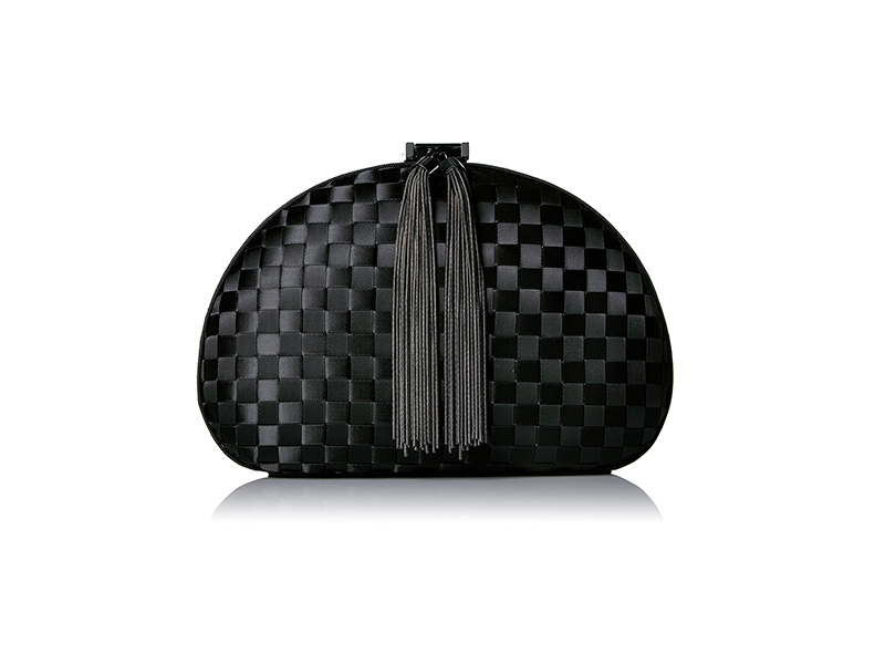 Ted Baker Lovie Black Clutch