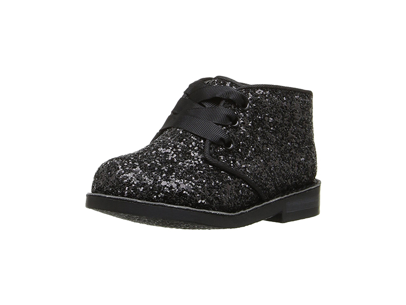 The Children's Place Kids TG Glitter Desert Emma Pull-On Boot
