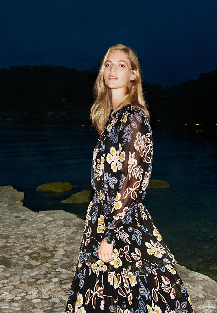 Tory Burch Indie Maxi Dress