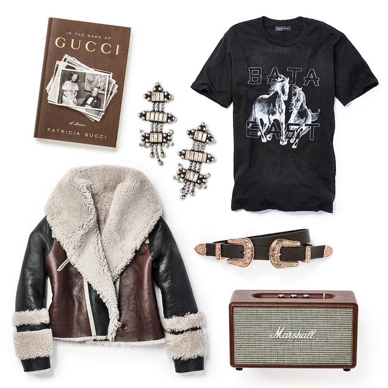 VEDA Hilda Shearling Jacket