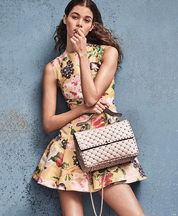Valentino Romantic Flower Dress