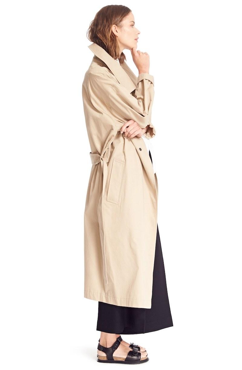 Y's by Yohji Yamamoto U-Gown Coat