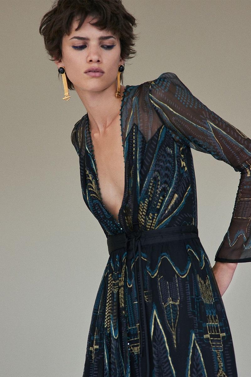 Zandra Rhodes Archive The 1985 Manhattan dress