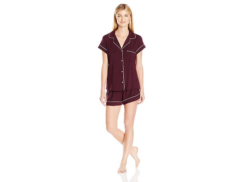 eberjey Gisele Short Pajama Set