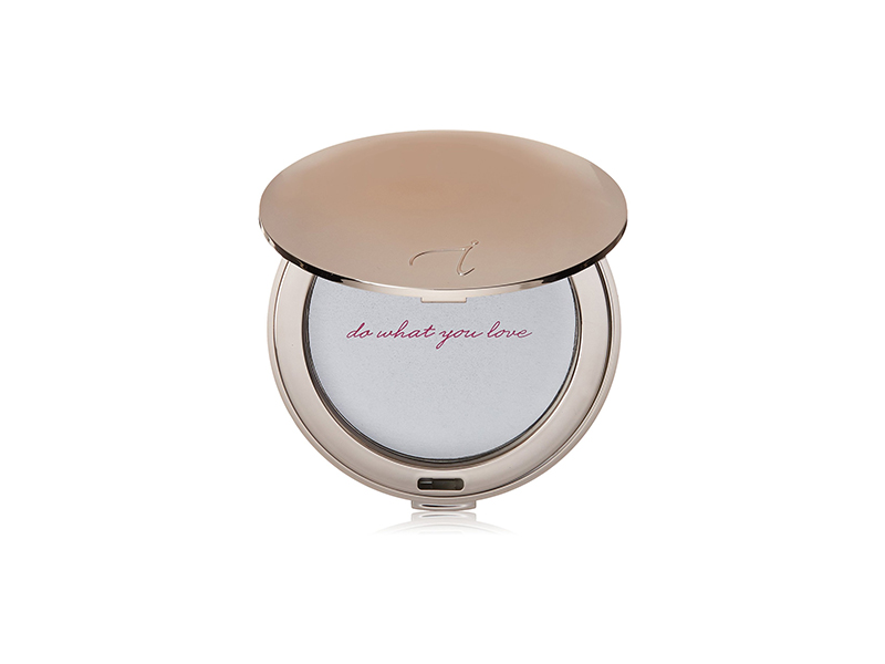 jane iredale Rose Gold Refillable PurePressed Compact