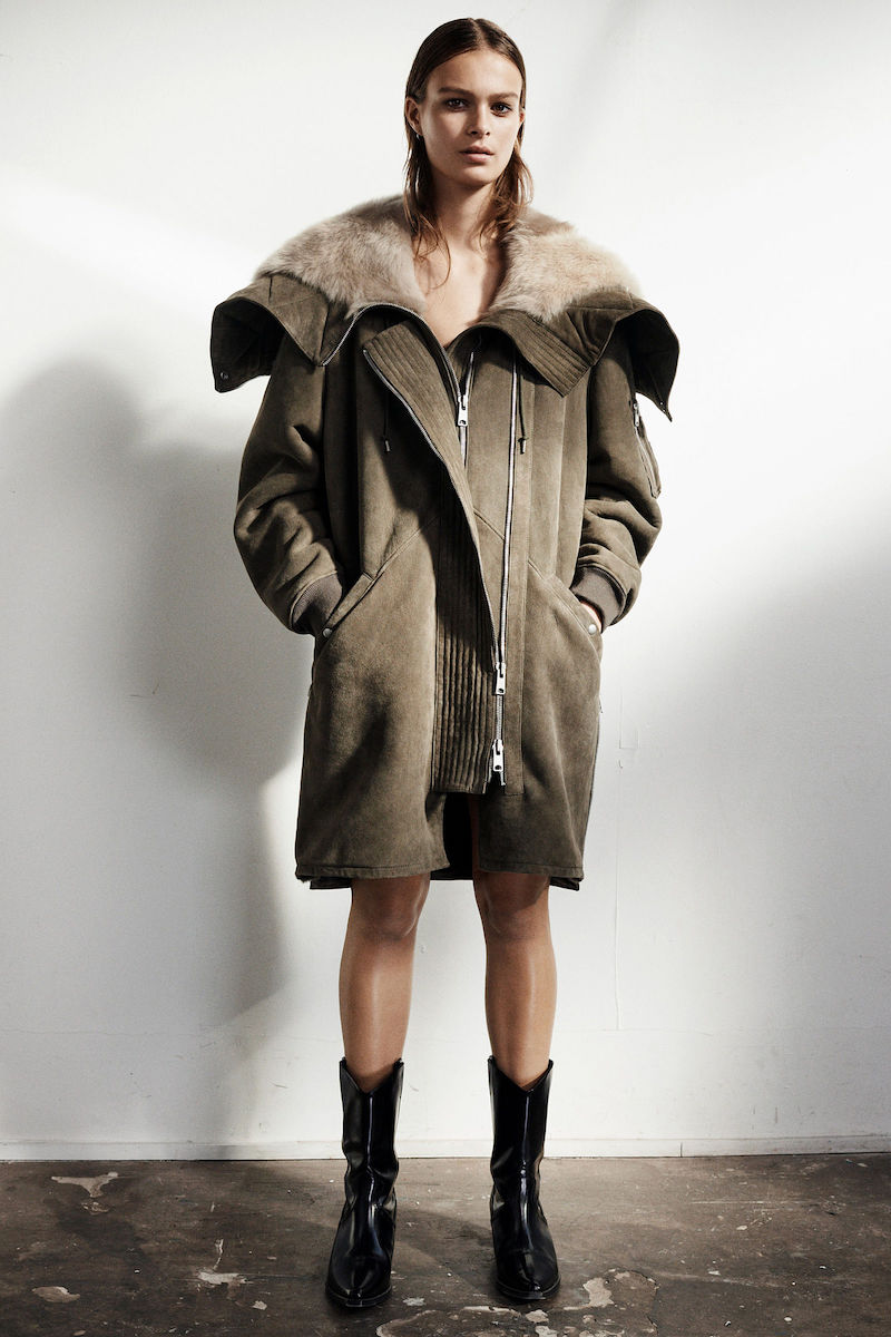 AllSaints Limited Loop Parka