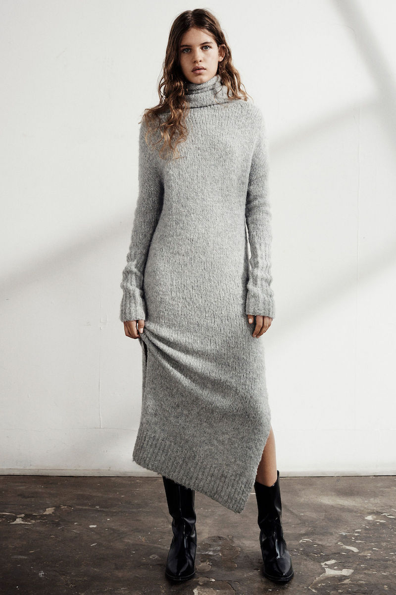 AllSaints Limited Satellite Dress