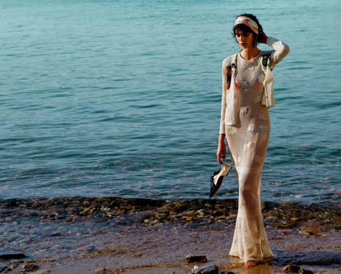 Chanel Resort 2017 Lookbook