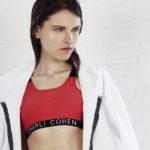 Charli Cohen CC racer-back performance bra-