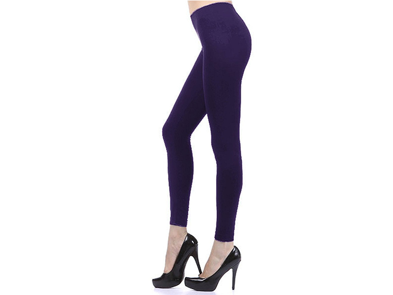 D&K Monarchy Seamless Full Length Footless Tights