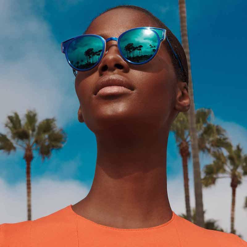 Dior Sculpt Cat-Eye Sunglasses