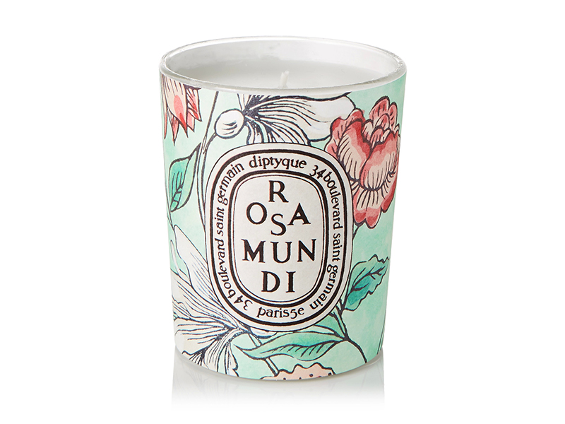 Diptyque Rosa Mundi Scented Candle