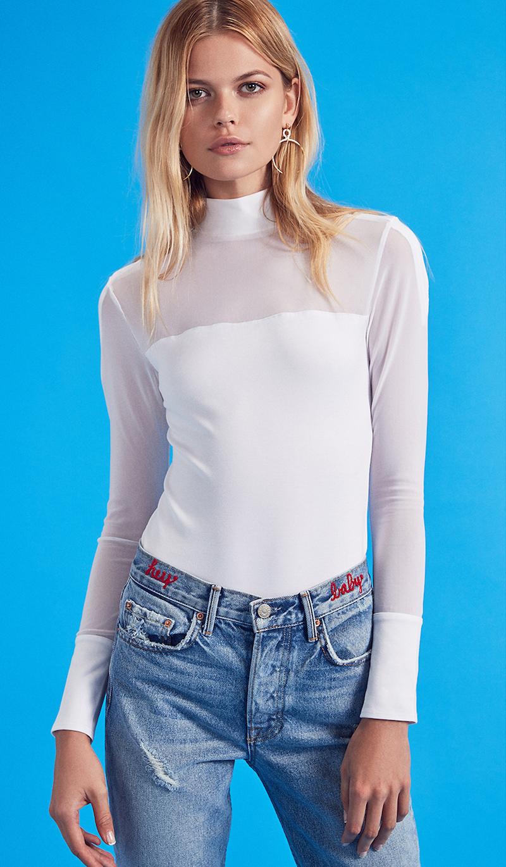 GRLFRND Karolina Custom High-Rise Skinny Jean