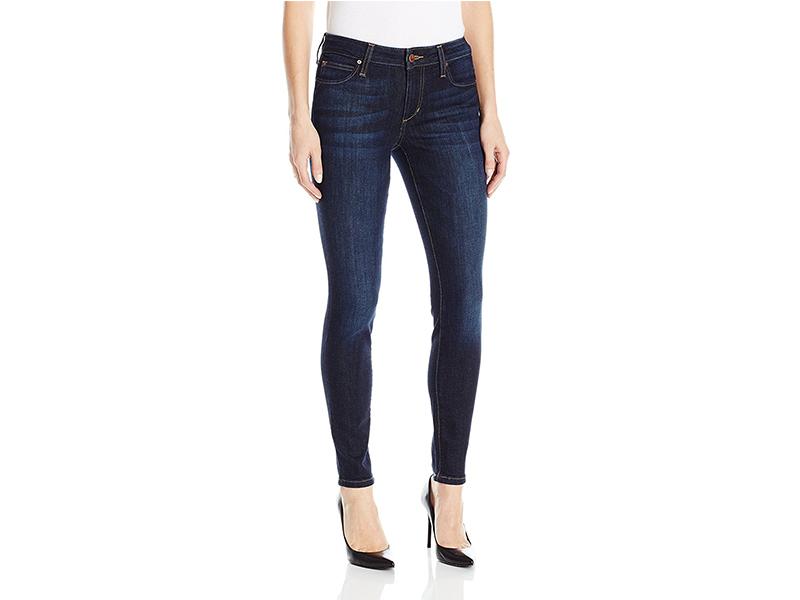 Joe's Jeans Icon Midrise Skinny Ankle Jean in Saunders