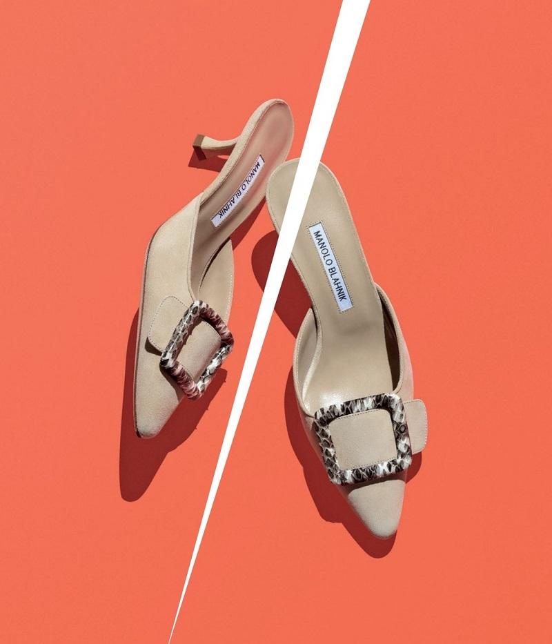 Manolo Blahnik Shoes 2017