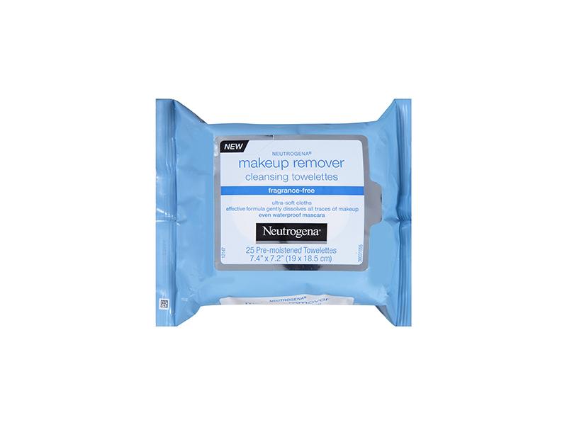 Neutrogena Fragrance-Free Make-Up Remover Cleansing Towelette