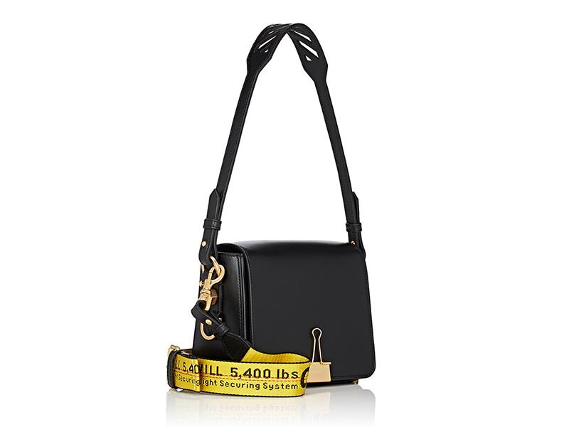 Off-White c/o Virgil Abloh Binder-Clip Shoulder Bag – NAWO