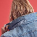 REVOLVE x GRLFRND Custom Embroidery Collection