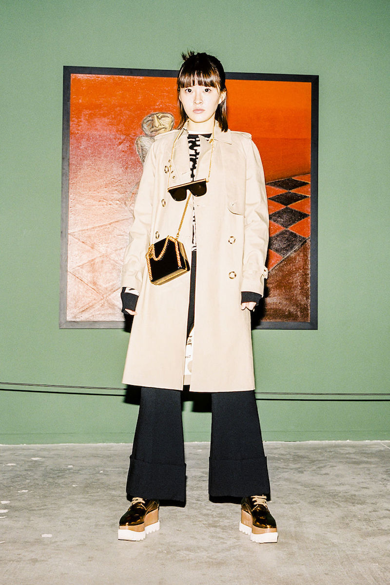 Stella McCartney Aylin Trench