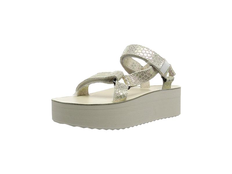 Teva Flatform Universal Iridescent Sandal