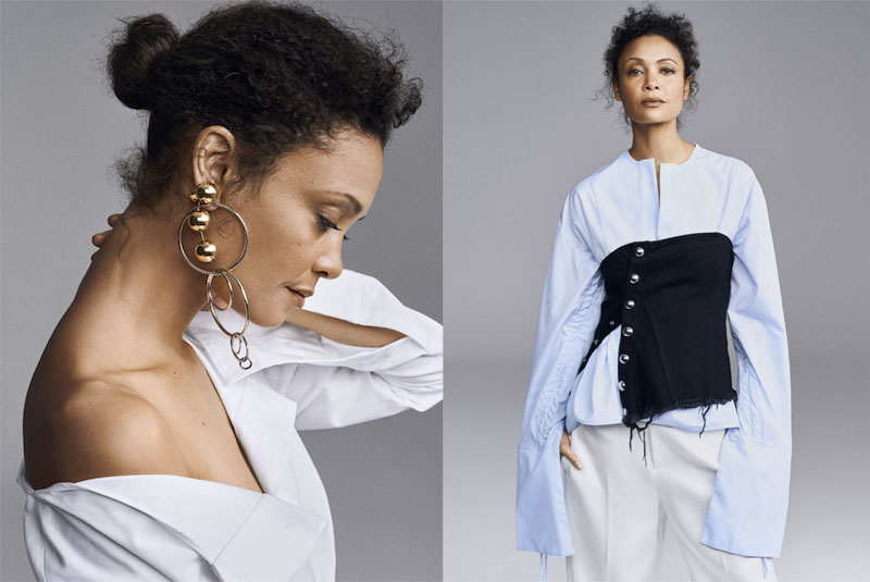 Truth Be Told Thandie Newton for The EDIT 1