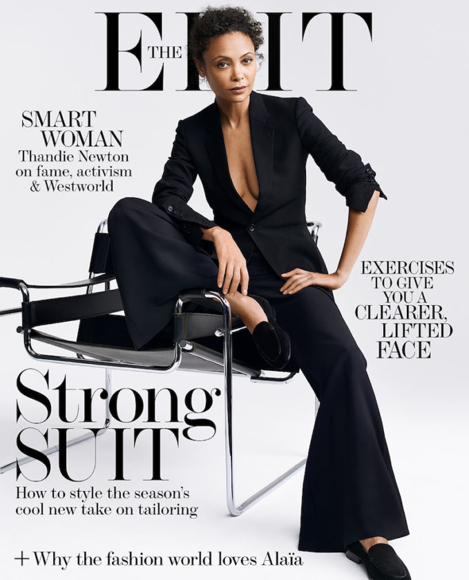 Truth Be Told: Thandie Newton for The EDIT