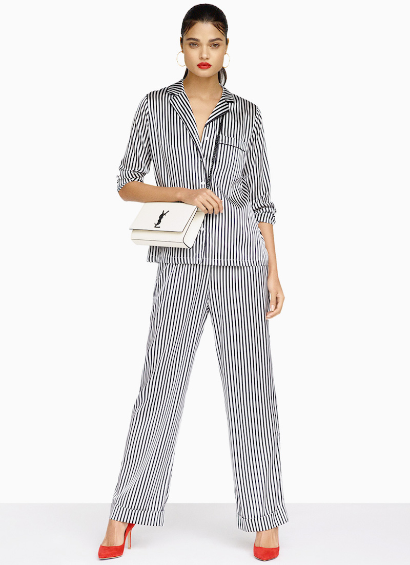 YOLKE Stripes Classic Set