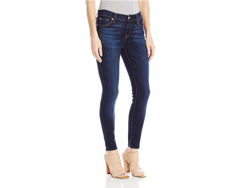 7 For All Mankind the Skinny in Santiago Canyon