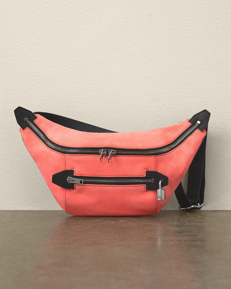 Alexander Wang Dumbo Leather Fanny Pack