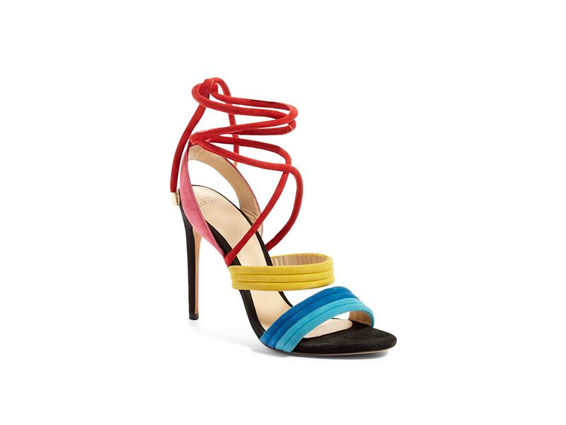 Alexandre Birman Aurora Lace-Up Sandal