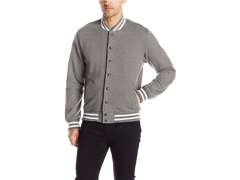 American Apparel Heavy Terry Club Jacket