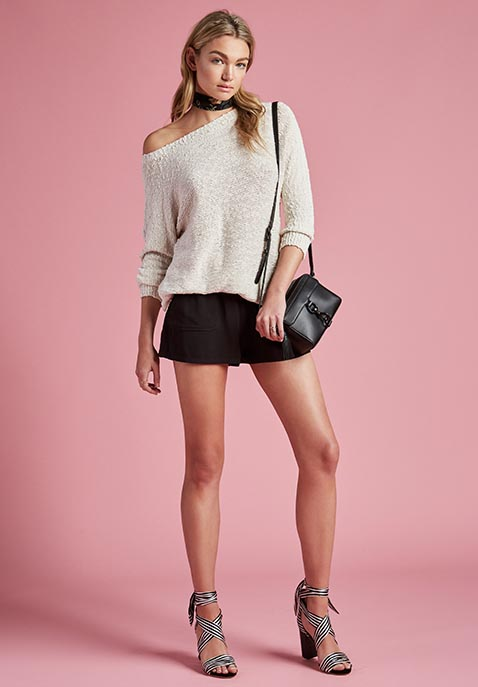 BB Dakota Ball Sweater
