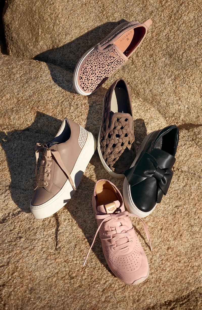 Caslon Eden 2 Perforated Platform Sneaker