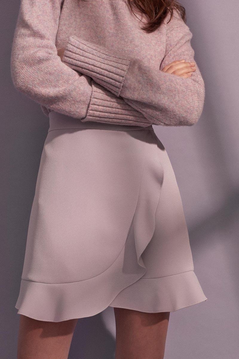 Club Monaco Suzillie Skirt