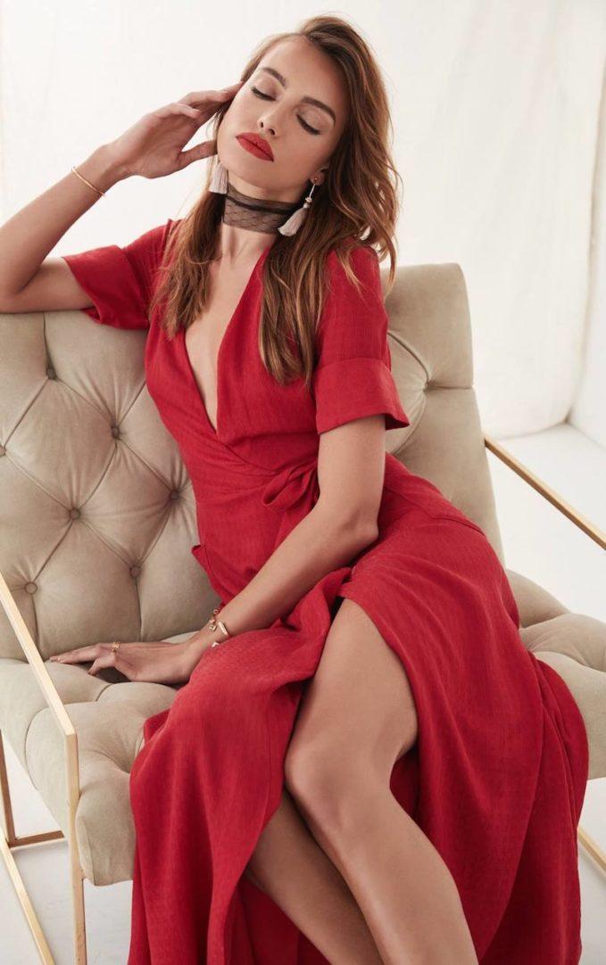 DREAM Blair Maxi Dress