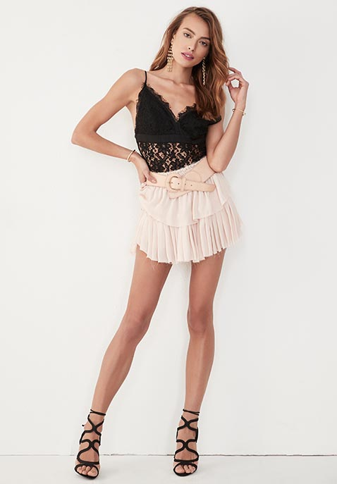Frankie Floral Lace Cami