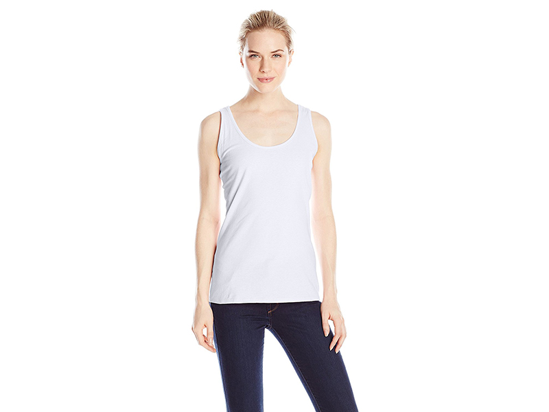 Hanes Scoop-Neck Tank Top