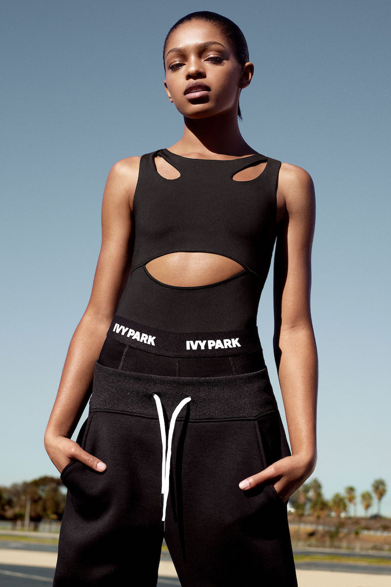 IVY PARK Laced Jogger