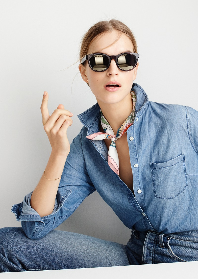 J.Crew Sam Sunglasses-2