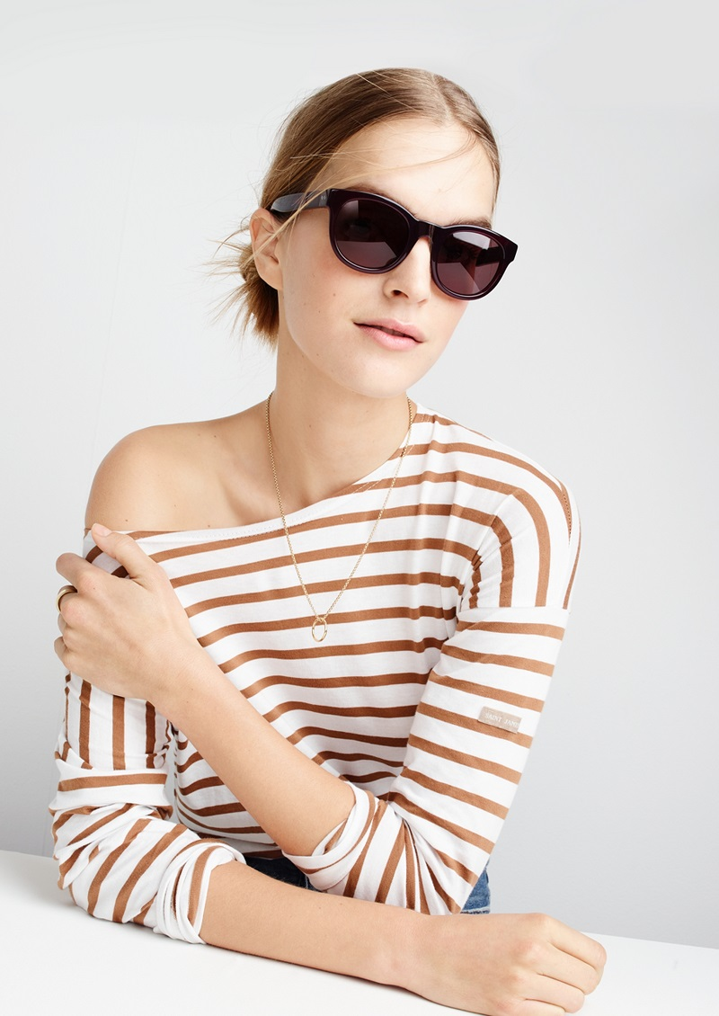 76e6be26f5 Sunglasses by J.Crew  Spring Summer 2017 On-Trend Sunglasses ...