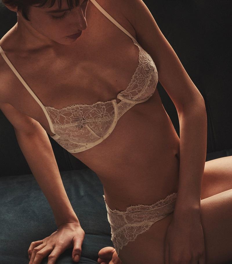 La Perla Layered Lace Underwire Bra
