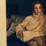 Maison Margiela Wide-leg stretch wool-gabardine trousers