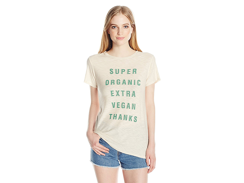 Michelle by Comune Hemphill Super Vegan Pre Washed Graphic Tee